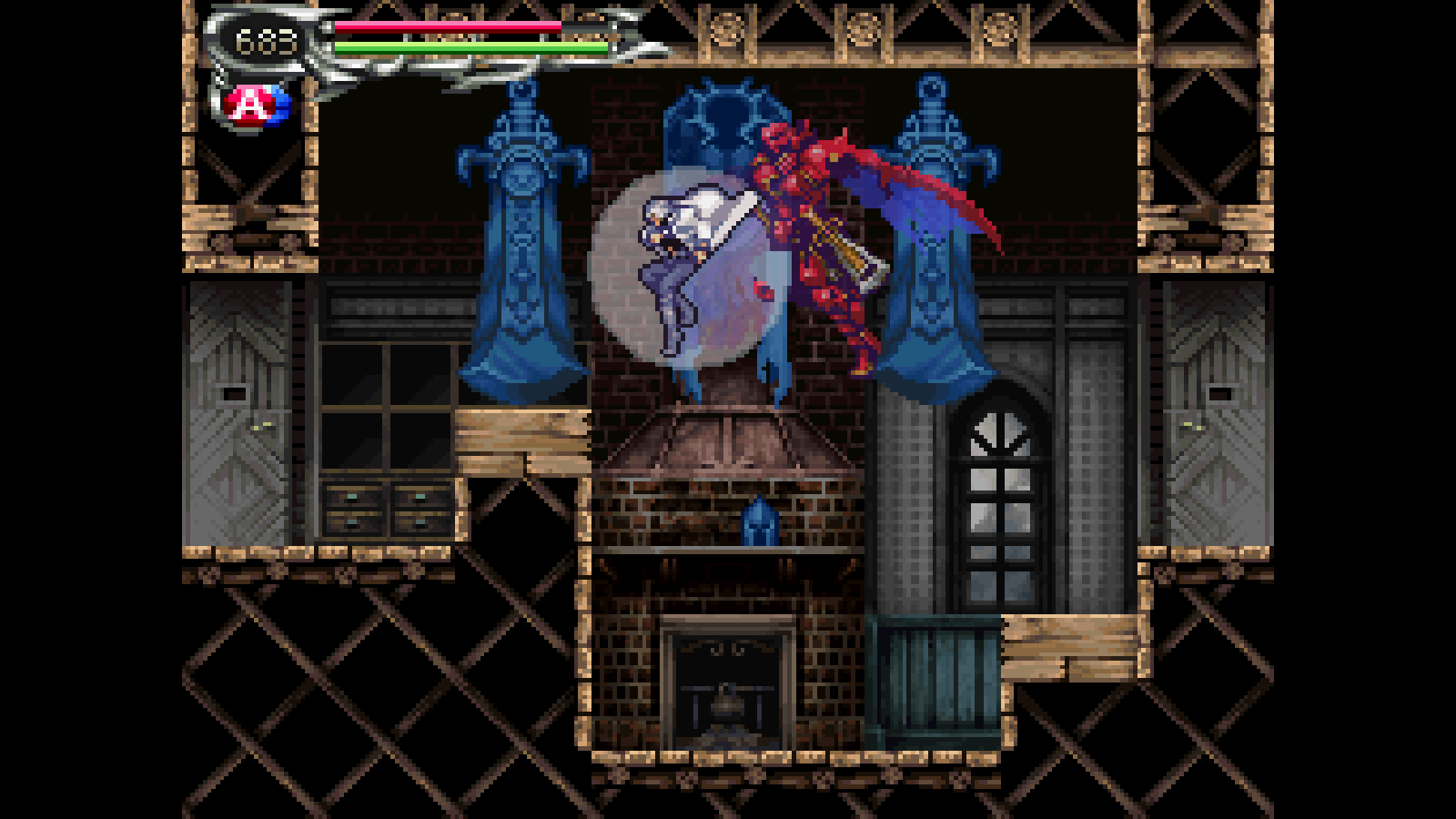 Mechanical Musings Movement Tools In Castlevania Dawn Of Sorrow